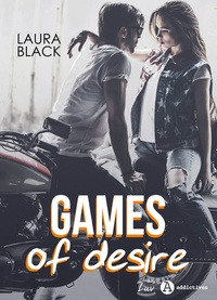 Laura Black - Games of Desire.