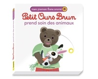 Laura Bour - Petit Ours Brun prend soin des animaux.