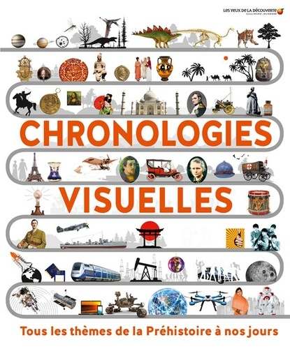 Chronologies visuelles. Tous les thèmes de la Préhistoire à nos jours