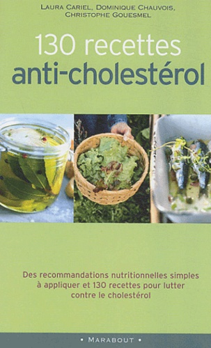 130 recettes anti-cholestérol