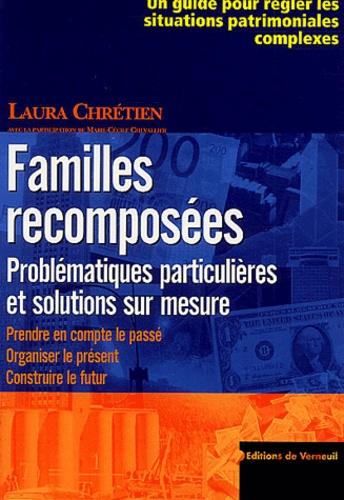 Laura Chretien - Familles recomposées - Problématiques particulières et solutions sur mesure..