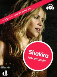 Laura Corpa - Shakira - Pra intuicion. 1 CD audio