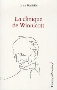 Laura Dethiville - La clinique de Winnicott.