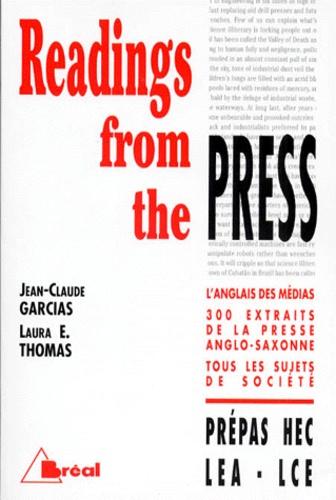 Laura-E Thomas et Jean-Claude Garcias - .
