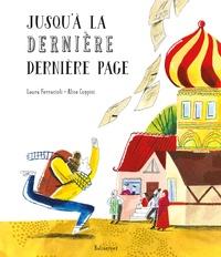 Laura Ferracioli et Alice Coppini - Jusqu'à la dernière dernière page.