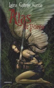 Laura Gallego Garcia - Alas de fuego.