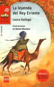 Laura Gallego Garcia - La leyenda del Rey Errante.