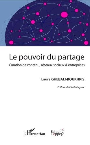 Laura Ghebali-Boukhris - Le pouvoir du partage - Curation de contenu, réseaux sociaux & entreprises.