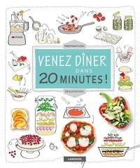 Venez diner dans 20 minutes ! - Laura Herring | Showmesound.org