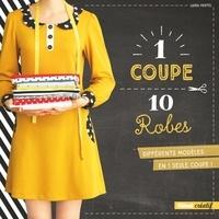 Laura Hertel - 1 coupe 10 robes - Différents modèles en 1 seule coupe !.