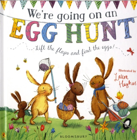 Laura Hughes - We're Going on an Egg Hunt.