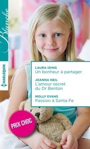 Laura Iding et Joanna Neil - Un bonheur à partager - L'amour secret du Dr Benton - Passion à Santa Fe - (promotion).