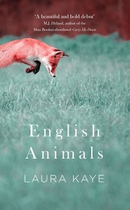 Laura Kaye - English Animals.