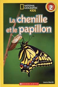 Laura Marsh - La chenille et le papillon.