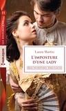 Laura Martin - L'imposture d'une lady.