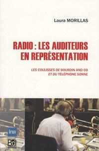 Laura Morillas - Radio : les auditeurs en représentation - Les coulisses de Bourdin and Co et du Télephone sonne.