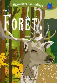 Laura Ottina et Sebastiano Ranchetti - Rencontre les animaux de la forêt.