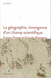 Deedr.fr La géographie, émergence d'un champ scientifique - France, Prusse et Grande-Bretagne (1780-1860) Image