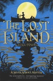 Laura Powell - The Lost Island - A Silver Service Mystery.