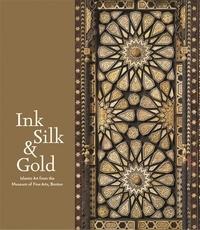 Laura Weinstein - Ink, silk, and gold.