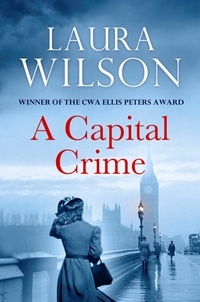 Laura Wilson - A Capital Crime - DI Stratton 3.