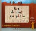 Lauranne Quentric - Rue du chat qui pêche.