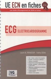 Laure Al Mansour et Fatiha Sebai - ECG électrocardiogramme.