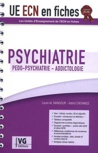Laure Al Mansour et Astrid Chevance - Psychiatrie - Pédo-psychiatrie - Addictologie.