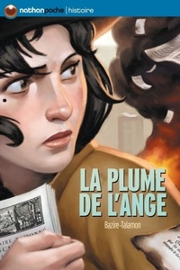 Laure Bazire et Flore Talamon - La plume de l'ange.