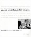 Laure Bernard et Hervé Nègre - .