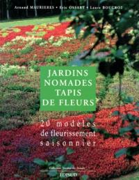 Deedr.fr JARDINS NOMADES. TAPIS DE FLEURS. 20 modèles de fleurissement saisonnier Image