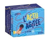 Laure Boyer et Adrien Gingold - L'actu agitée - boîte de jeu.