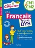 Laure Brémont et Pierre Brémont - Français CM1-CM2 - Spécial dyslexie.
