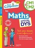 Laure Brémont et Pierre Brémont - Maths CM1-CM2 - Spécial dyslexie.