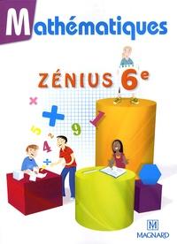 Histoiresdenlire.be Mathématiques Zénius 6e - Manuel élève Image