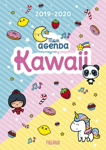 Mon Agenda Kawaii
