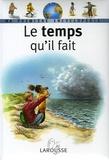 Laure Chémery - Le temps qu'il fait.