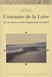 Laure Després - L'estuaire de la Loire - Un territoire en développement durable ?.