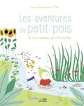Laure Dorsemaine et  Aki - Une aventure de Petit Pois et son manteau aux 100 poches.