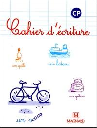 Laure Dumesnil et Bernard Montayral - Cahier d'écriture CP.