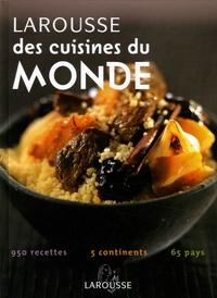 Deedr.fr Les cuisines du monde Image
