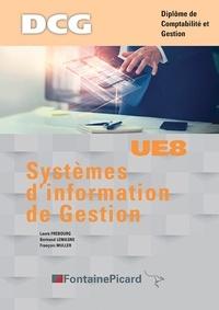 Laure Frébourg et Bertrand Le Masne - Systèmes d'information de gestion DCG UE8.