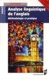 Laure Gardelle et Christelle Lacassain-Lagoin - Analyselinguistiquedel'anglais - Méthodologieetpratique.