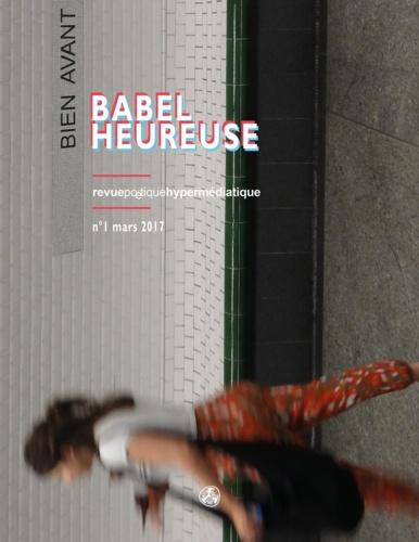 Babel heureuse N° 1, mars 2017