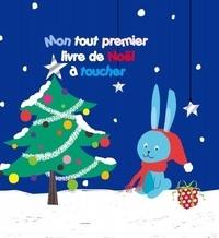Laure Girardin - Mon tout premier livre de Noël à toucher.
