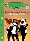 Laure Girardot et Fabrice Guieysse - The Panda Family  : Panda agency, prêt à changer le monde.