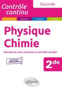 Livres téléchargeables gratuitement à lire Physique-chimie 2de par Laure Harivel ePub RTF CHM