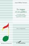 Laure-Hélène Swinnen - Le reggae et ses publics - Le message rastafari dans un festival de reggae, aujourd'hui, en France.