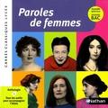 Laure Helms - Paroles de femmes - Anthologie.