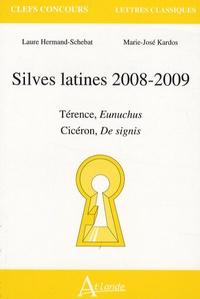 Checkpointfrance.fr Silves latines 2008-2009 - Térence, Eunuchus ; Cicéron, De signis Image